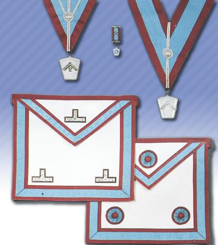 Mark Master Masonry - District Grand Lodge of Mark Master